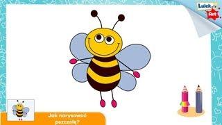 Jak narysować pszczołę?