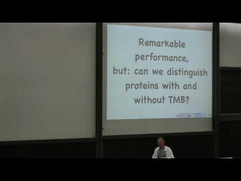 Protein Prediction for Computer Scientists - Lecture 10, Beta Membrane & Accessibility