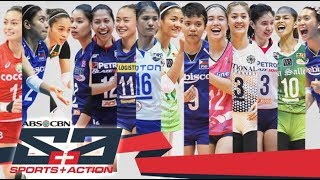 Meet the Philippine National Women's Volleyball Team!   Sports and Action Exclusives
