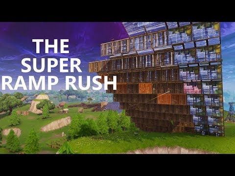 The Super Ramp Rush - Fortnite Battle Royale