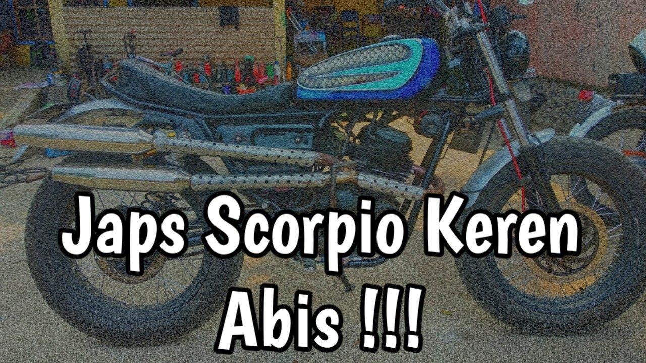 Scorpio Custom Japs