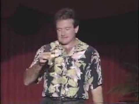 An Evening With Robin Williams - Californese