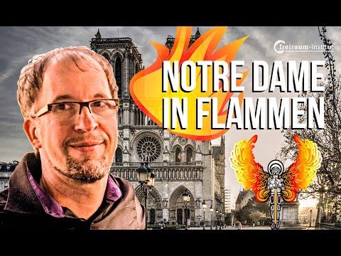 Notre Dame in Flammen - Kollektive Schocktrauma & innere Haltung