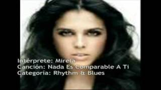 Mirela · Nada es comparable a ti (Spain NF Eurovision 2009)