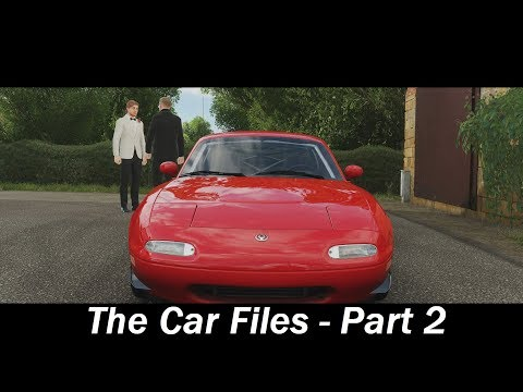Player Business - The Car Files - Part 2 (Forza Horizon 4)