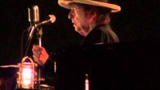 Bob Dylan . Autumn Leaves @Lucca Summer Festival 01/07/2015