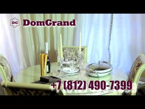 Салон DomGrand. Кухня в классическом стиле. Мебель из Италии.