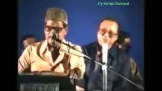 Pancham & Manna Dey Live On Stage