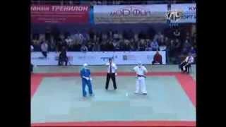 Чемпионат Росси 2013 по КУДО