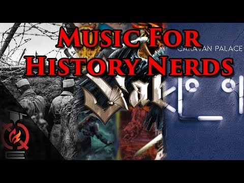 Music for History Nerds! 🎵📚