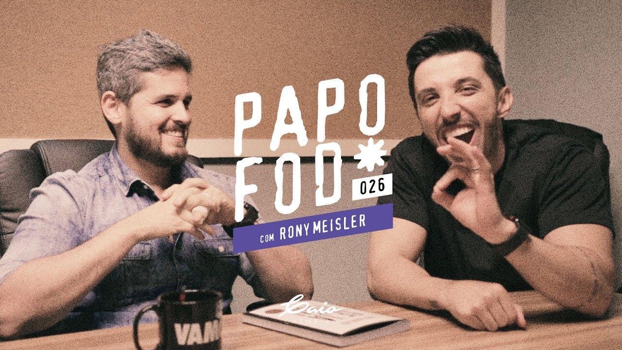 Papo Fod* 026 com Rony Meisler da Reserva - Caio Carneiro