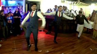Same Time Same Jagah (Chaar Din) || Sandeep Brar || Bhangra dance duet ||25th wedding anniversary
