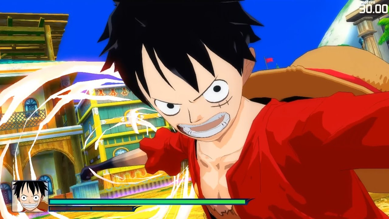 Cemu Emulator 1.6.0 | One Piece: Unlimited World Red [1080p HD ...