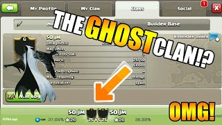 👿OMG!👻GHOST CLAN IN CLASH OF CLANS!?|CHIEF ZIVOX| CLASH OF CLANS| CZ |SUPERCELL|OMG!CAN U BELIEVE?