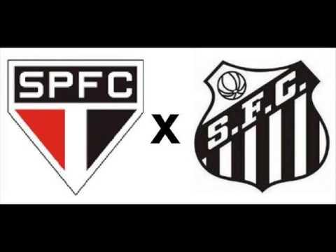São Paulo 4 x 1 Santos campeonato Paulista 1963