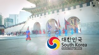 South Korea Autumn Foliage [40 Over Destinations] [HD]