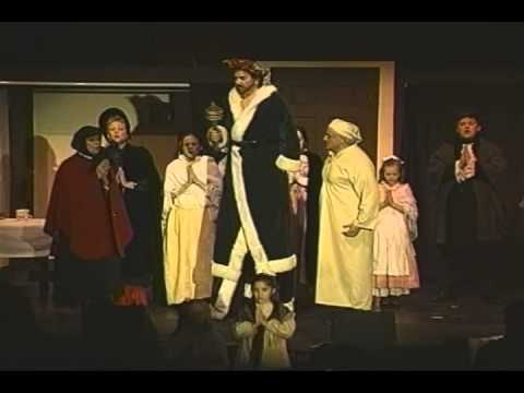 A Christmas Carol: the musical (full production) (2004)