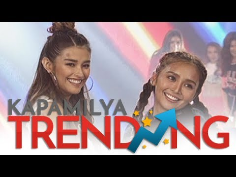 Liza vs Julia vs Kathryn on the ASAP dance floor!