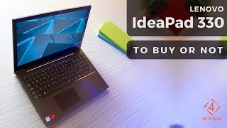 Ideapad 330 is it worth buying