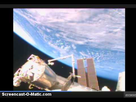 iss 'must be an ufo' 10-1-2014