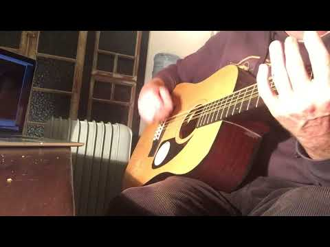 Track 54 Original FingerStyle Song - Ylia Callan Guitar