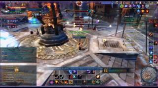 ForsakenWorld - Arena 3 vs 3  ( Marksman / Priest / Vampire )