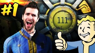 ♠ Fallout 4 JE FLIPPE A MORT Ep.1 ♦ [Gameplay FR] Let