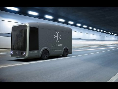 The self-driving delivery van that can be 'built in four hours'