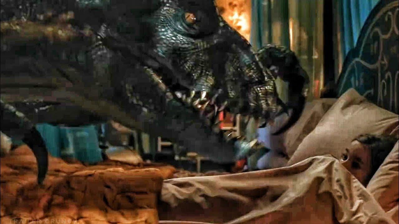 Indoraptor vs Blue Scene - Jurassic World: Fallen Kingdom (2018) Movie Clip  HD [1080p 50FPS]
