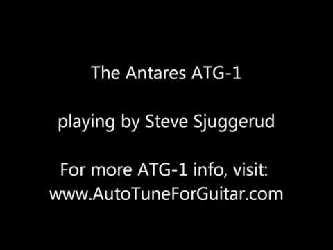 Looping Fun on the Antares ATG-1, Steve Sjuggerud on guitar