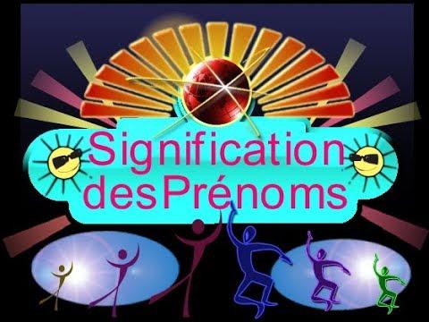 Signification Du Prénom Dominique