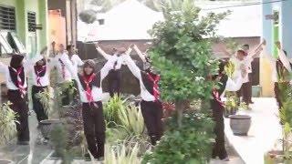 Messenger Of Peace (senam pramuka) Oleh MTsN 1 Bojonegoro