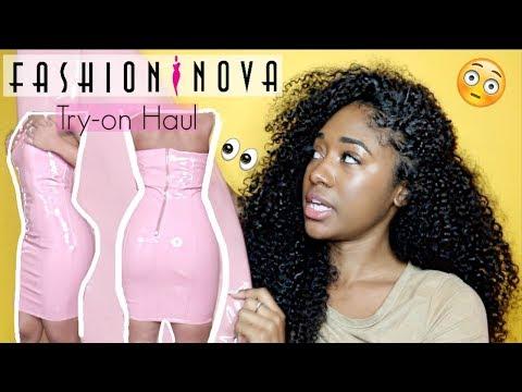 Fashion Nova Try-On Haul!  Jewellianna