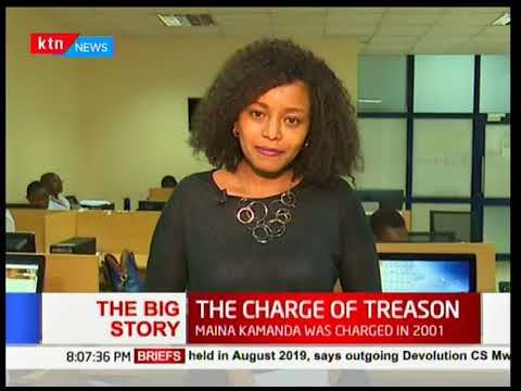 The Big Story: The charge of treason