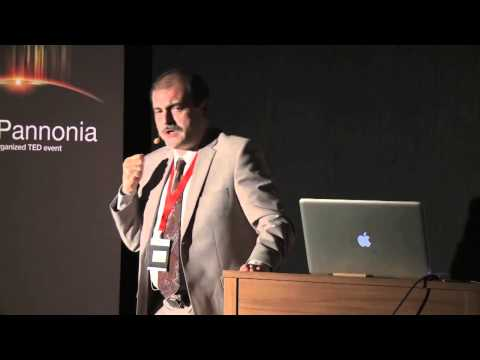 TEDxPannonia 2011 - Prof. Franz Hörmann - Society 2.0 - Entering a World Without Money