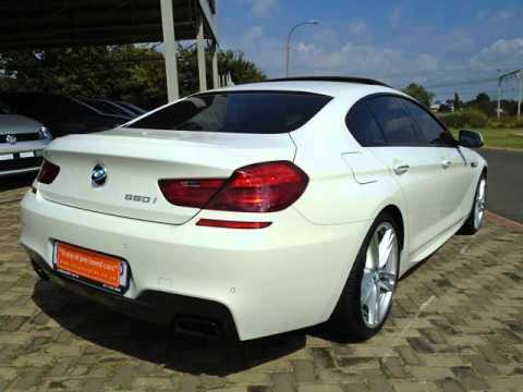 2012 BMW 6 SERIES 650i Gran Coupe M-Sport Steptronic Auto For Sale ...