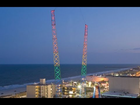 The Slingshot at Myrtle Beach!!!