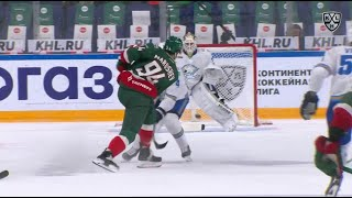 Barys 1 Ak Bars 0 OT, 16 October 2020