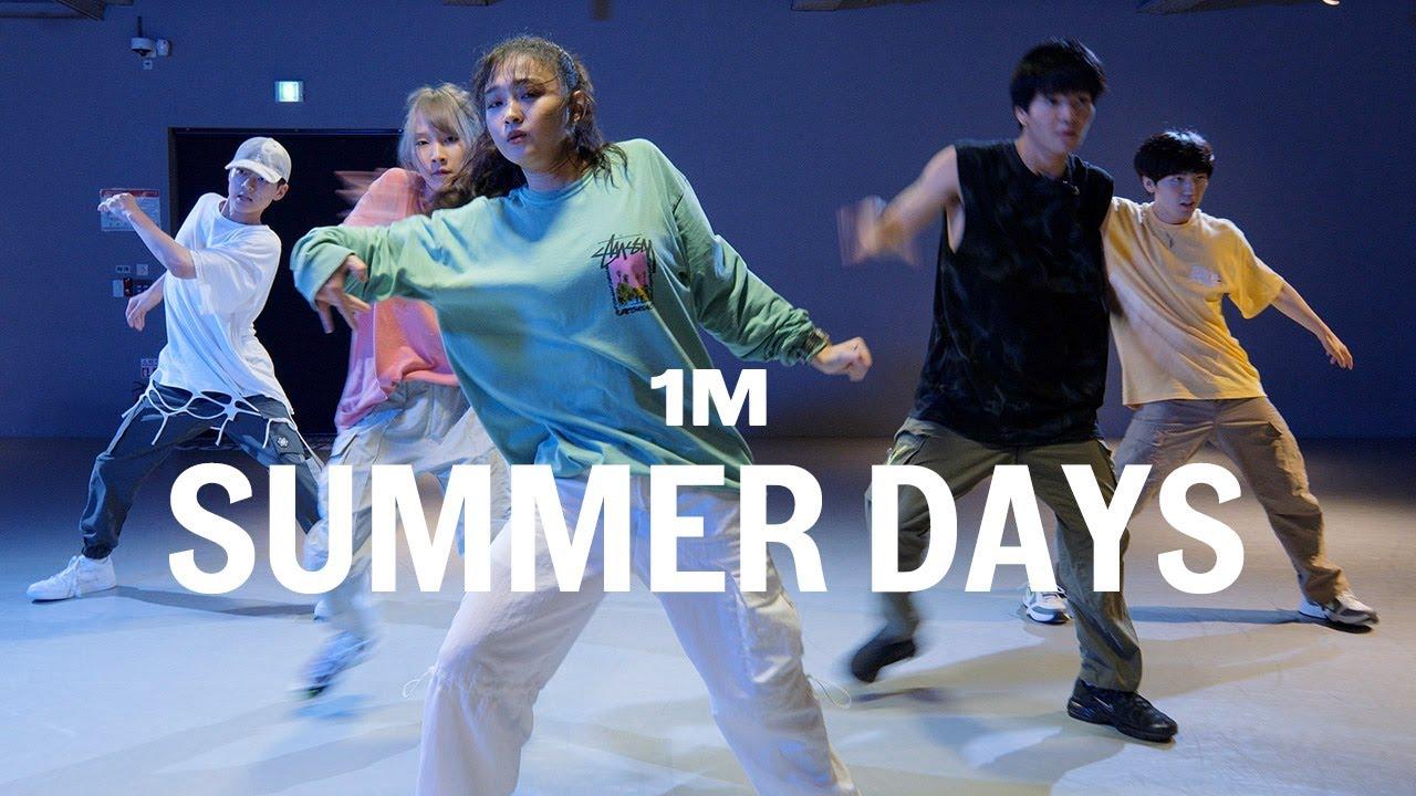 Martin Garrix - Summer Days / Yoojung Lee Choreography