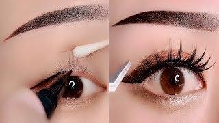 vuclip Eye Makeup Natural Tutorial Compilation ♥ 2019 ♥ #18