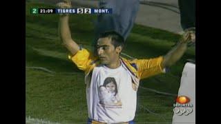 Clásico 75 | Tigres 6 - 2 Rayados | Torneo de Apertura 2004