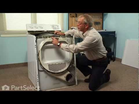 DBSR463EG6WW General Electric Dryer Parts  Repair Help PartSelect