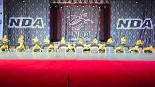 Mizzou Golden Girls NDA Nationals 2013