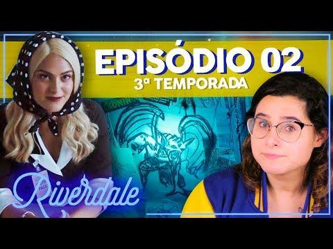 TEORIA: IT EM RIVERDALE?? RIVERDALE 3x02 | Alice Aquino