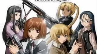 Gunslinger Girl Il Teatrino OP Tatta Hitotsu no Omoi