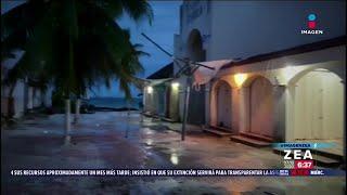 ¿Qué se sabe de la llegada del huracán