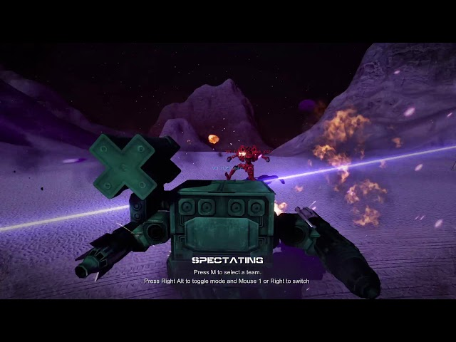 Mechwarrior Living Legends 2020 ThreeV3 Round 2 CSF vs CJF Map Carbon