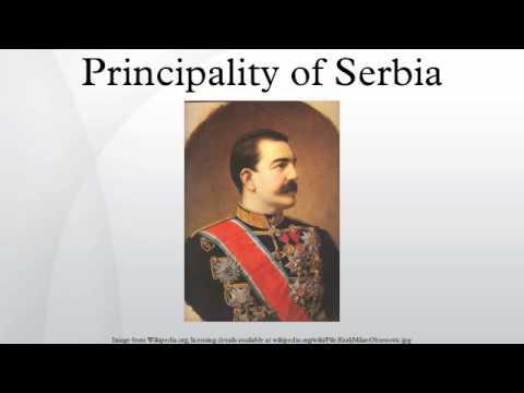 Principality of Serbia