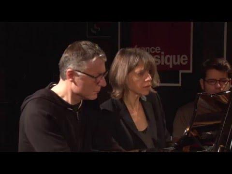 Schubert par Claire Désert et Emmanuel Strosser I Le live de la matinale