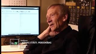 """Raidījums """"Latvijas stāsti. Personības"""" - 25.11. plkst.  21:30"""